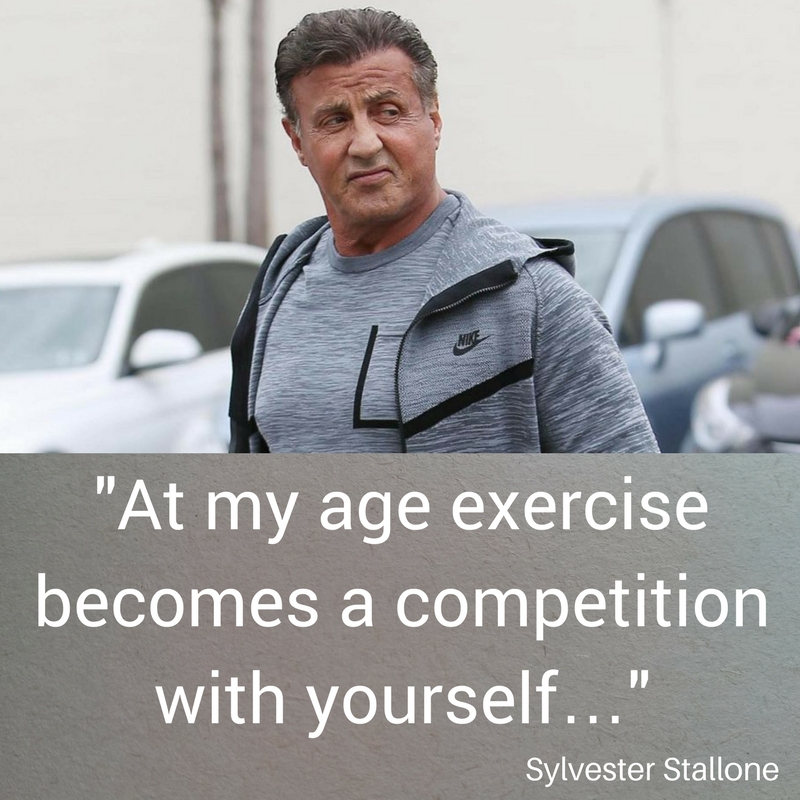 how old is Sylvester Stallone