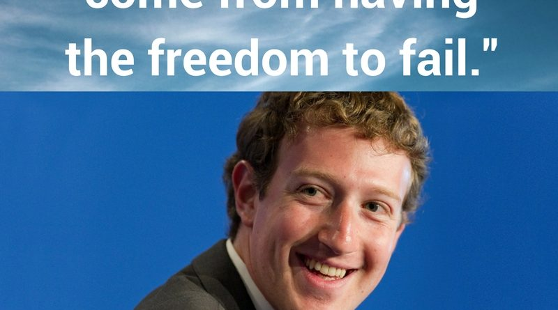 Top 11 Mark Zuckerberg quotes