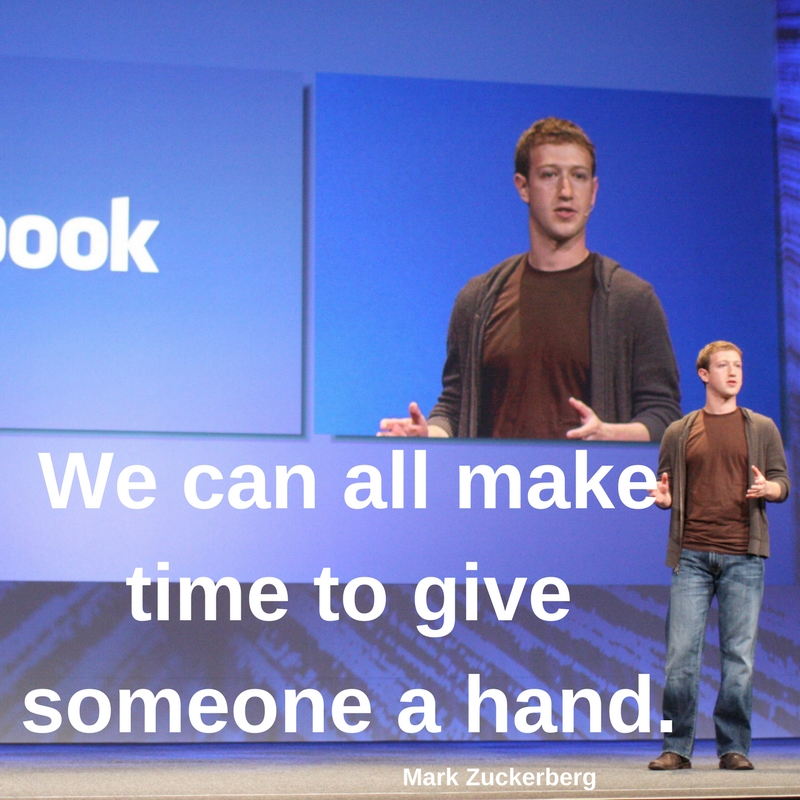 Top Zuckerberg quotes