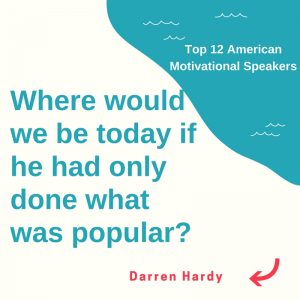 Darren Hardy motivational speaker