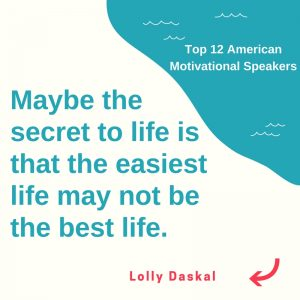 Lolly Daskal motivational speakers