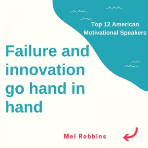 Mel Robbins motivational speakers