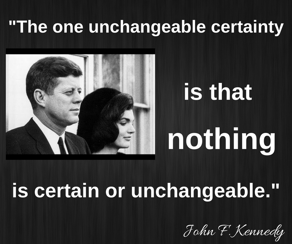 Best JFK quotes