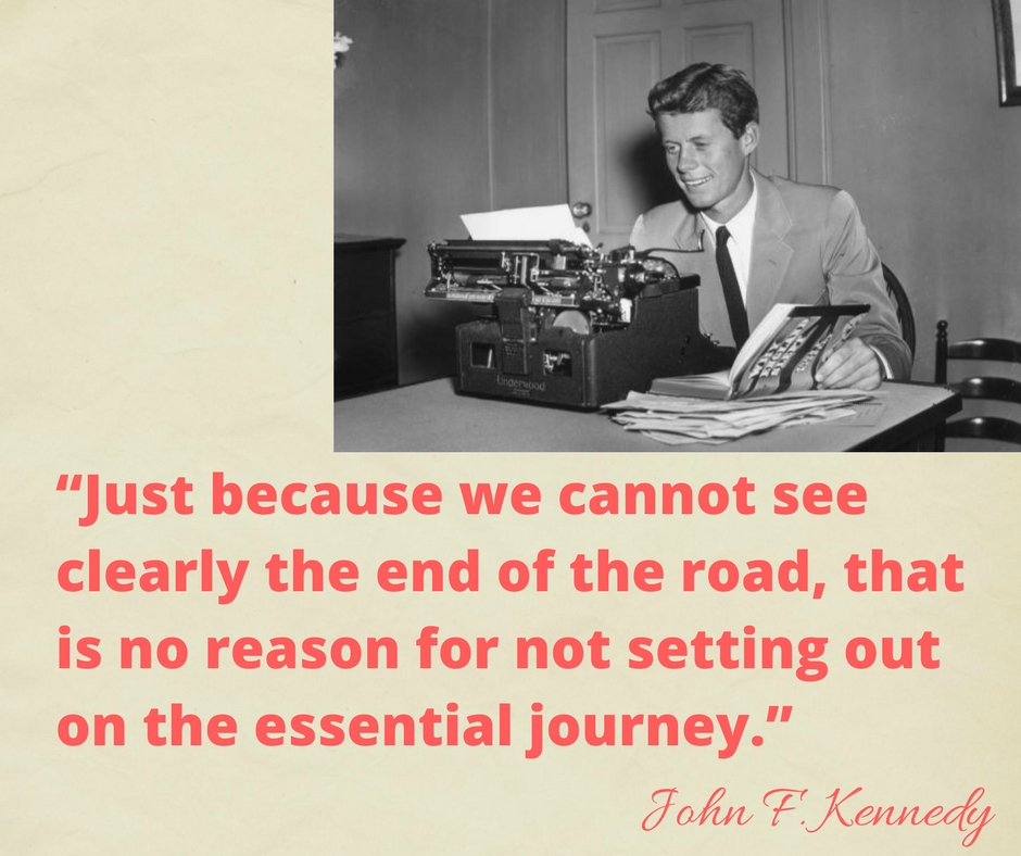 John F. Kennedy awesome and inspiring quotes