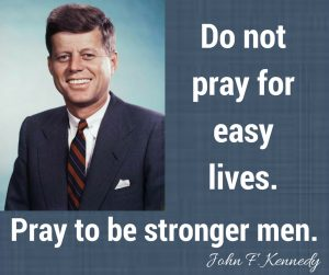 John F Kennedy Quotes