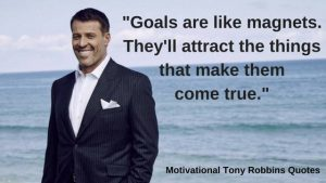 Motivational Tony Robbins Quotes