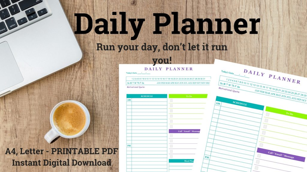 The Yanglish Daily Planner