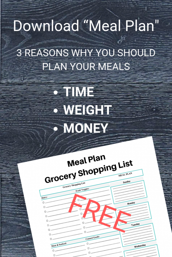 Download Meal Plan Free